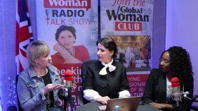 Part One of Our Radio Talk Show -Guests: Carol Verity and Marie-France Samba