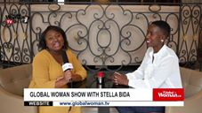Global Woman Show with Mirela Sula – Interview with Harry Singha
