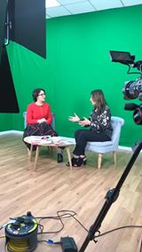 Global Woman Show with Mirela Sula – Interview with Chrissy Boodram