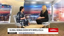 Global Woman Show with Mirela Sula – Interview with Susanne Rey