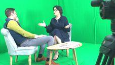 Global Woman Show with Mirela Sula – Interview with ZeidanSami