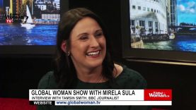 Global Woman Show with Mirela Sula's – Interview with Julia Barry and Tamsin Smith