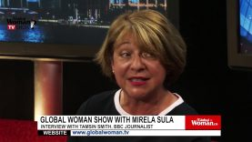 Global Woman Show with Mirela Sula – Interview with JuliaBarry and Tamsin Smith