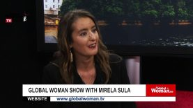 Global Woman Show with Mirela Sula – Interview with Julia Barry.