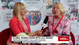 Global Woman Club with Lilli Rohde – Interview with  Elisabeth Villiger Toufexis.