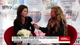 Global Woman Show with Ellen Bjerkehag – Interview with Elena Cardone