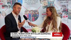 Global Woman Show with Ellen Bjerkehag – Interview with Tonny Robbins