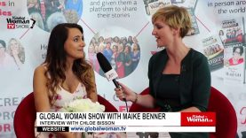 Global Woman Show with Maike Benner – Interview with Chloë Bisson