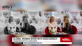 Global Woman Show with Nadia Boersch – Interview with Marie Cosgrove