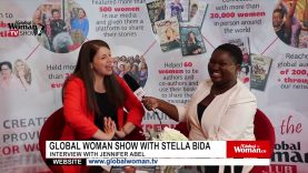 Global Woman Show with Stella Bida – Interview with Arjodita Mustali